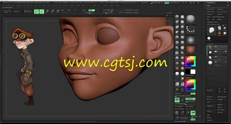 zbrush keyshot tutorial zbrush与keyshot角色设计原理视频教程