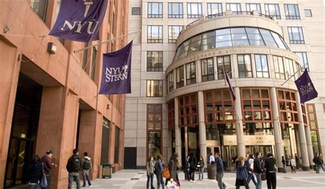 Nyu Mba Gmat Score by How To Get Into Nyu School Of Business Mba