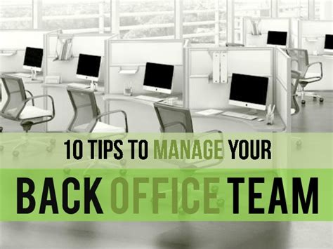 Back Office by Back Office Services 10 Tips To Manage Your Back Office Team