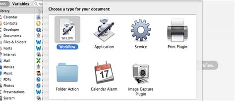 useful automator workflows best free home design
