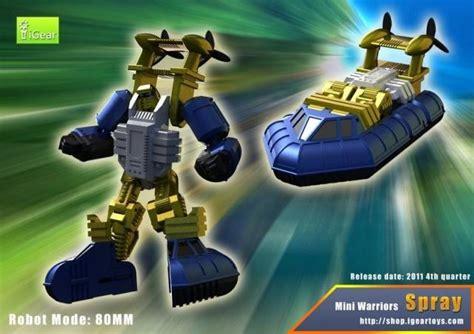 Igear Original Limited Edition igear mw 01 mini warrior spray mib 100 complete