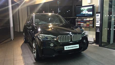 bmw x5 40d m sport review 2017 bmw x5 m sport xdrive 40d exterior and interior