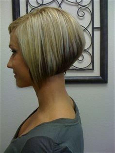 two toned diagonal forward cut diagonal forward haircut on pinterest haircuts