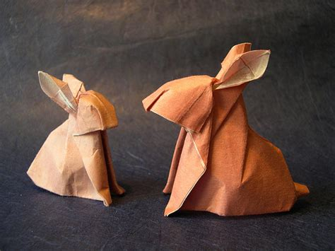 Yoshizawa Origami - 35 exciting origami artworks tutorialchip