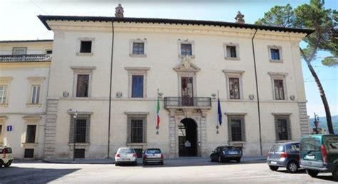prefettura di roma sede rieti visita guidata gratuita a palazzo vincentini sede
