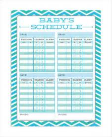 feeding schedule template 28 feeding schedule template popular items for