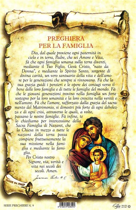 benedizione delle benedizione delle famiglie 2015