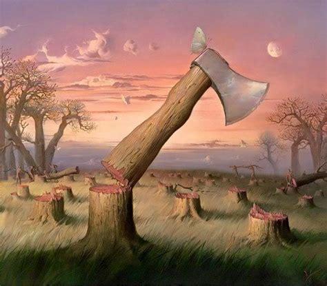 imagenes navideñas surrealistas im 225 genes arte pinturas paisajes surrealistas al 211 leo