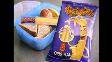 Cheese String - 13 treats every kid grew up wanting in their lunchbox