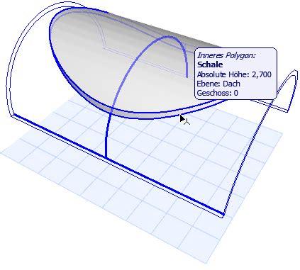 len versetzen bearbeiten des schalenkontur polygons helpcenter