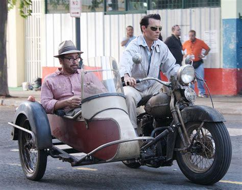 Oldtimer Motorrad Beiwagen by The Fabulous Cars Motorcycles Of The Rum Diary Garrett