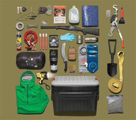 survival truck diy survival kit 20 lifesaving items to keep in your
