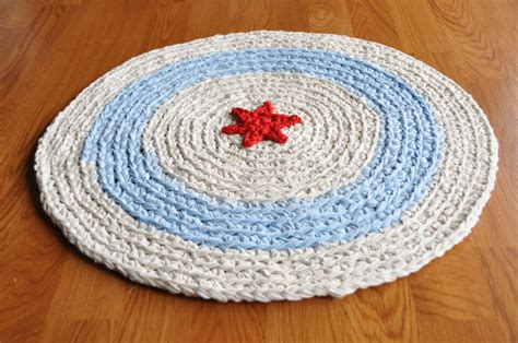 how to crochet a rug with fabric crochet fabric rugs crochet learn how to crochet