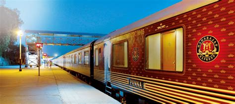 maharajas express train maharajas express official website luxury train tour in