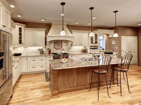 painted and stained kitchen cabinets mcclurg s home remodeling blog