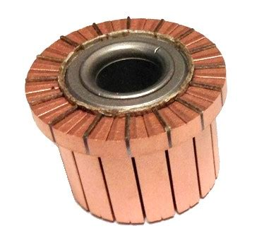 Tang Ring Per 5 125 Mm Kwt 16 bar 1 20 quot brush diameter commutator 16 311813