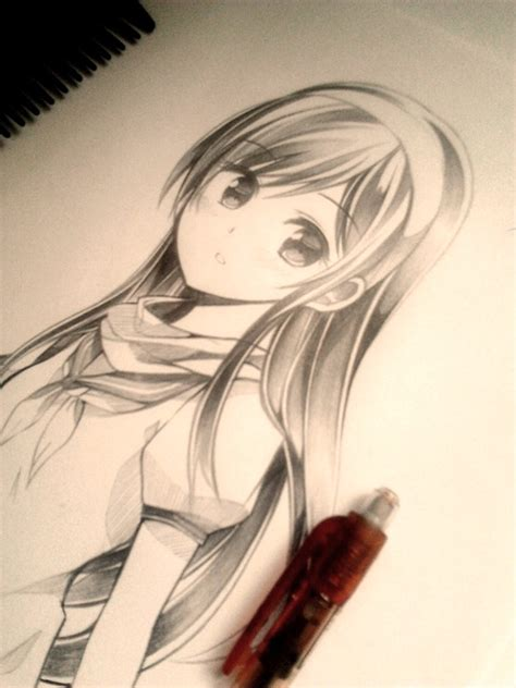 anime drawings 40 amazing anime drawings and faces bored