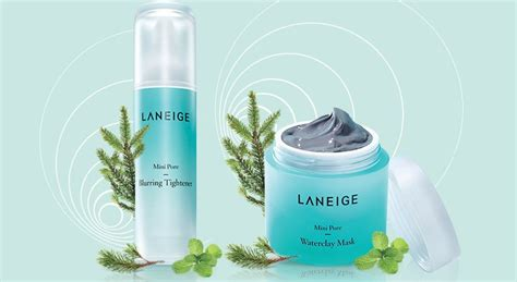 Harga Laneige Mini Pore Waterclay Mask laneige minipore blurring tightener 40ml daftar harga