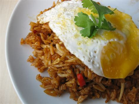 nasi goreng indonesian fried rice limecake