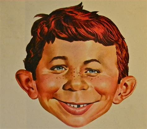 alfred newman mad magazine alfred e newman atypical 60