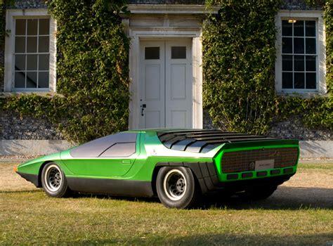 Alfa Romeo Carabo by Alfa Romeo Carabo Photos Informations Articles