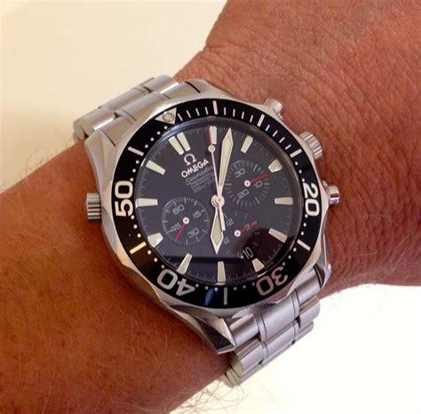 Omega Seamaster Chrono omega seamaster 300m chrono diver ref 25945200 uk