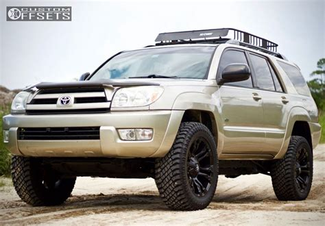 2004 Toyota 4runner Lift Kit 2004 Toyota 4 Runner Fuel Vapor Ready Lift Suspension Lift 3in