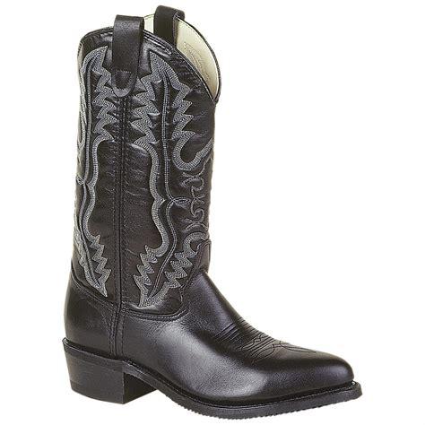dressy cowboy boots s 12 quot h 174 steel toe western dress boots