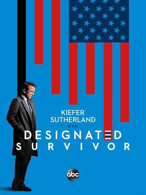 designated survivor poster designated survivor 1 of 2 extra large movie poster