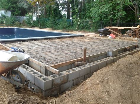 How To Install Bluestone Patio by Island Pool Bluestone Patio Installation Step By