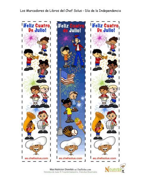 free printable nutrition bookmarks d 237 a festivo 9 marcador de libros coloridos marcadores de