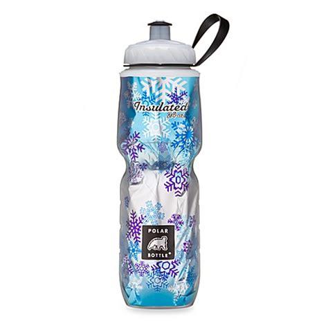 Buy Polar Bottle 174 Blizzard 24 Ounce Sport Water Bottle From Bed Bath Beyond
