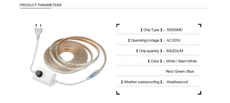 dimmer for led string lights dimmable led string light waterproof 220v rgb led