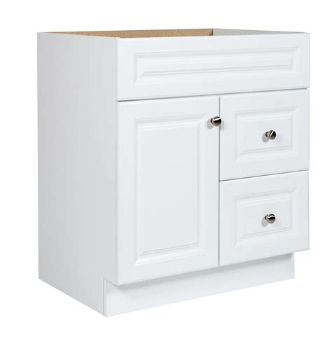 Home Depot Com Bathroom Vanities Glacier Bay 30 In White Hampton Vanity The Home Depot Canada