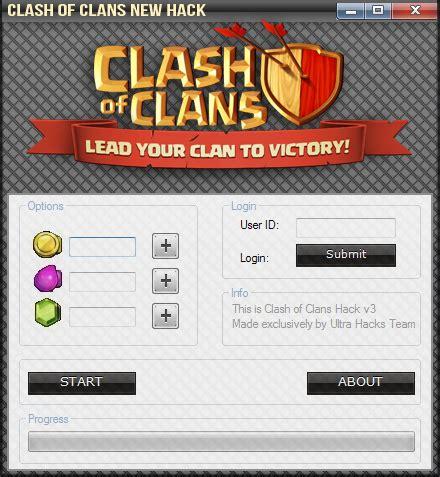 tutorial hack online clash of clans coc unlimited resources no survey autos post