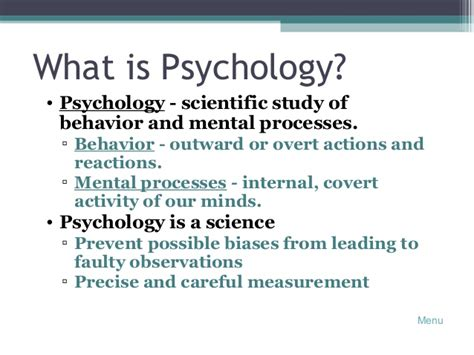 chapter1pps what is psychology perspectives