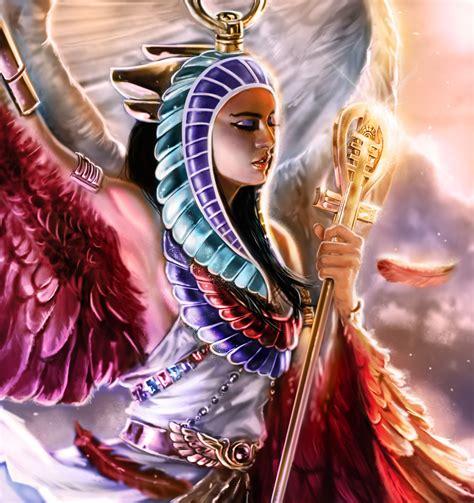 imagenes diosas egipcias la divinidad isis diosa egipcia pinterest egipto