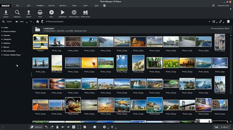 tutorial video deluxe magix magix photo manager 16 deluxe photo editing software