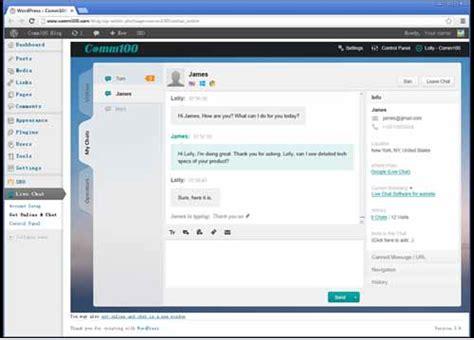 best live chat website 20 best live chat plugins designmaz