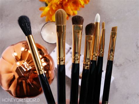 Bh Cosmetics Eye Essential 7 Brush Set Original bh cosmetics brushes review 4k wallpapers
