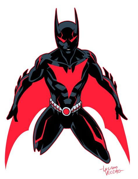 batman beyond vol 2 rise of the rebirth books batman beyond rebirth by lucianovecchio on deviantart
