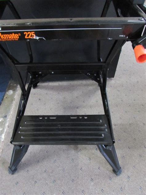 black decker workmate 225 lot detail black decker workmate 225