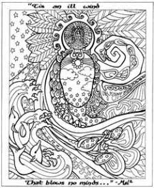 intricate for adults free coloring pages on art coloring