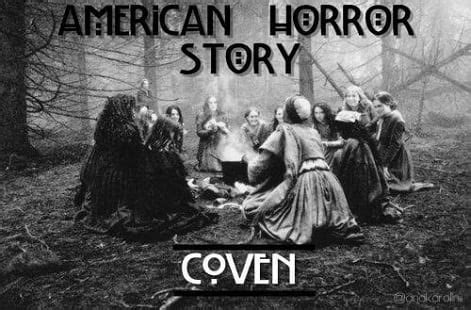 american horror story coven unleashes four new posters comingsoon net tv a snake features in official american horror story coven poster plus new teaser and