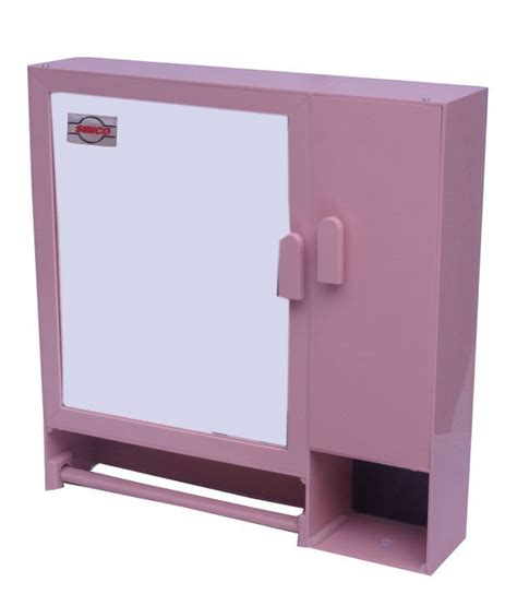 Buy Simco New Mini Paragon Pink Bathroom Cabinet Online At Pink Bathroom Storage