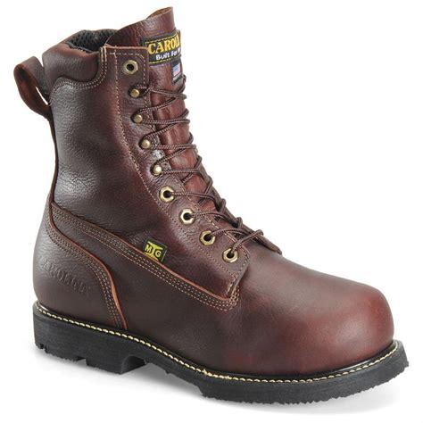 carolina steel toe work boots s carolina steel toe domestic broad toe