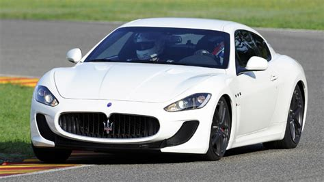 Maserati Granturismo Top Gear by Maserati Granturismo Mc Stradale Drive Top Gear
