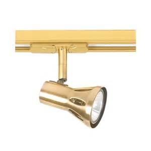 EL 10101 AN Antique brass track head light