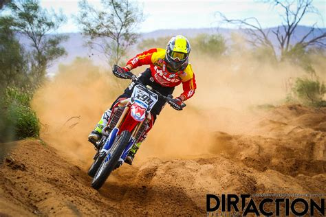 motocross action news finke desert race day 1 dirt action