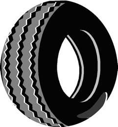 Car Tires Clipart Clipart Car Tyre Cliparts Co